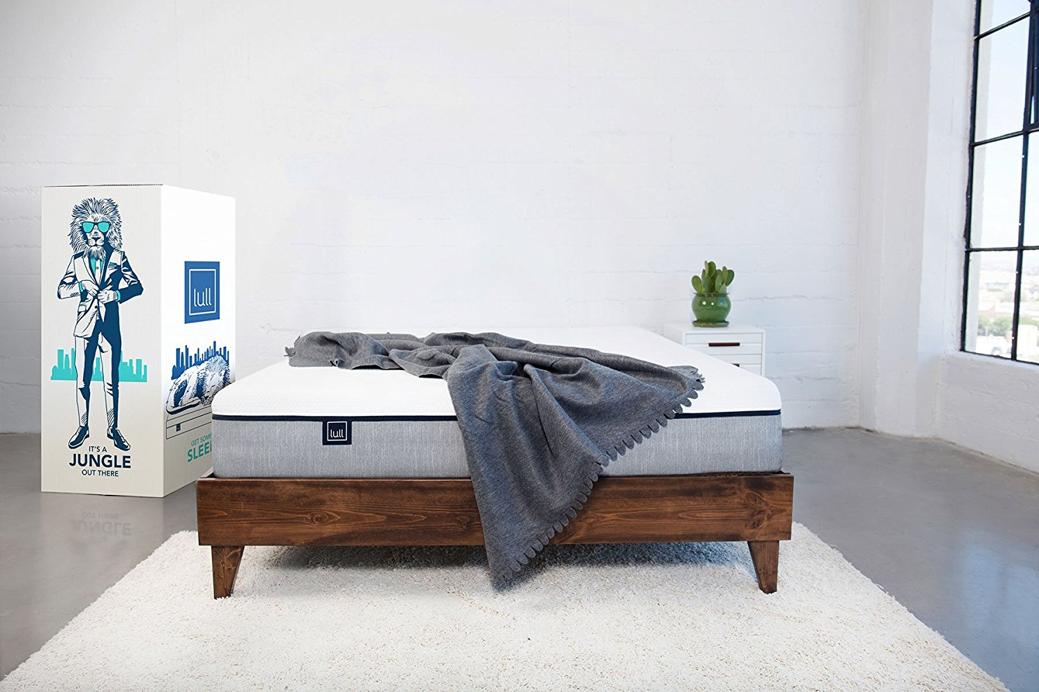 lull mattress reviews detailed tests ratings coupon included. Black Bedroom Furniture Sets. Home Design Ideas
