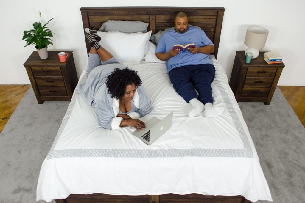 Best Mattress For Heavy People Tests Amp Reviews