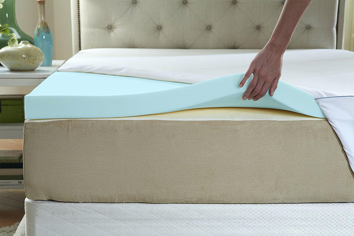 best memory foam mattress toppers - Best Foam Mattress