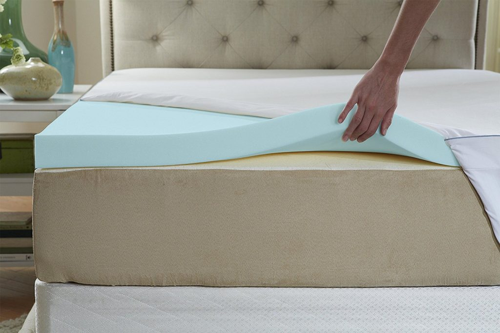 Best Mattress Toppers For Back Pain 2019 Pad Reviews Amp Guide